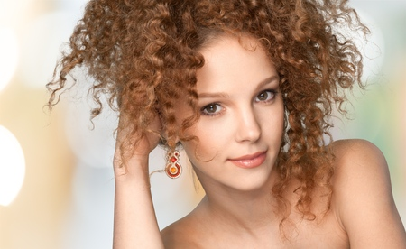 Brazilian beauty Stock Photo