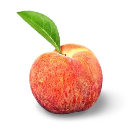 Peach Banque d'images - 119382191