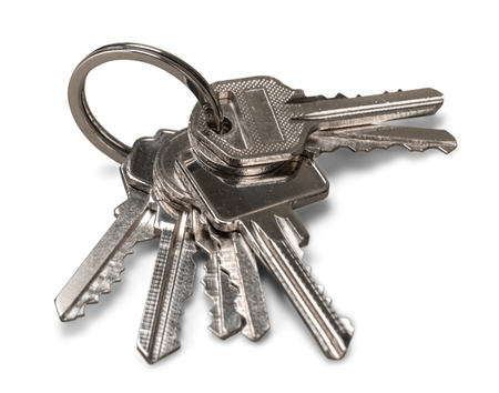 Keys Standard-Bild - 119382039
