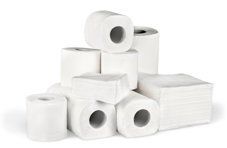 Toilet Paper and Napkins