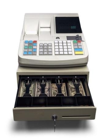 Cash Register Banco de Imagens - 108668198