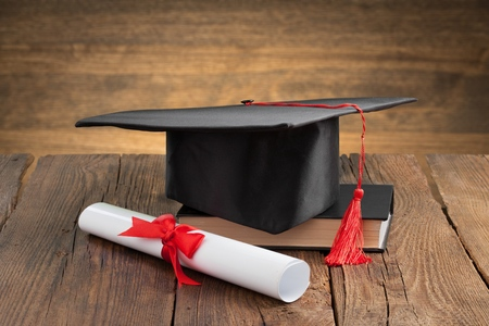 Academic College Degree Education Insight Concept Stok Fotoğraf
