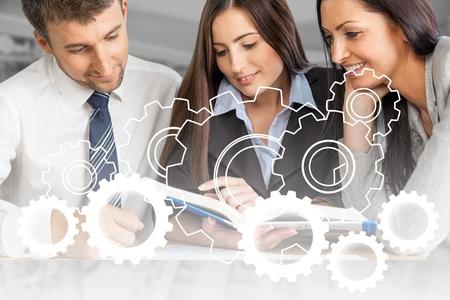 Agilidad informática de la web empresarial de software de desarrollo ágil