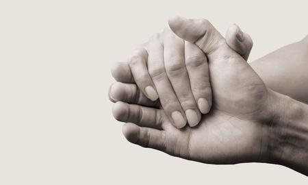 Prestando una mano amiga