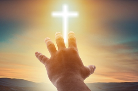 Gott Jesus Evangelium Anbetung Christus Sonntag Christian