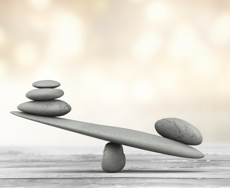 Zen basalt stones  on background 版權商用圖片
