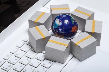 International freight for online