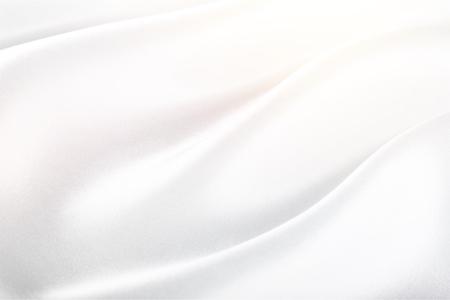 Tissu de luxe blanc abstrait Banque d'images