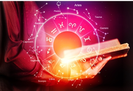 Daily Horoscope Stock Photos And Images - 123RF