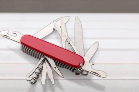 Multipurpose Knife object