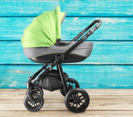 Modern baby buggy