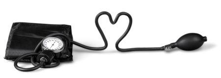 Heart Shape Tube of a Sphygmomanometer