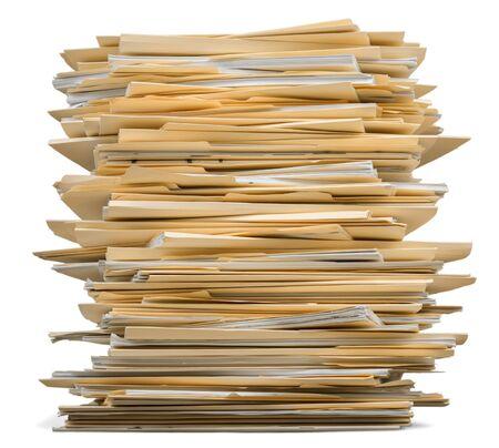 Pila di documenti / file