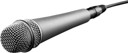 Corded microphone