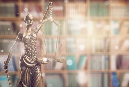 Legal law concept Stock Photo