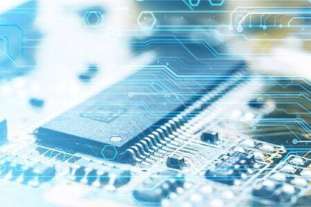 Cloud technology digital platform security application hub