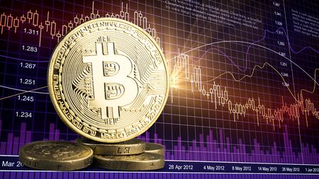 Four types of cryptocurrency. Business. Extraction of virtual money. Against the background of rising currencies. Earnings.