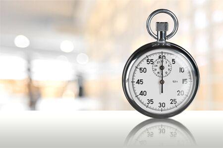 Close-up Stopwatch, Timer Stock fotó