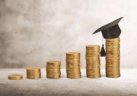 congratulations graduates on top of the money