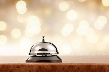 Bell service with bokeh