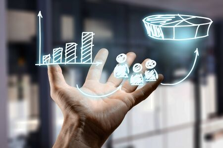 Marketing positioning and marketing strategy - segmentation,