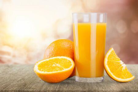 spruzzata di succo d'arancia