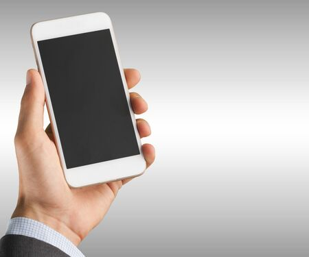 Chat bot and future concept Фото со стока