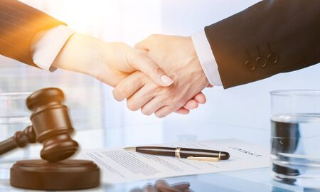 Lawyer award divorce financial notary professional service