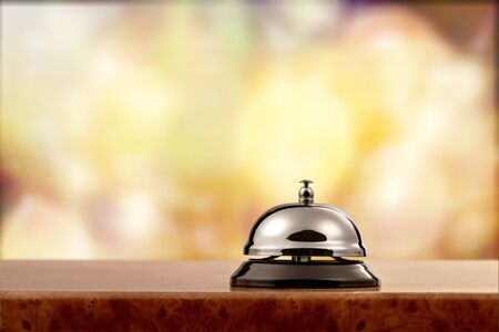 Hotel vintage bell call service
