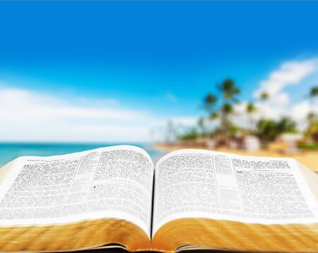 Bible & Creation Sky