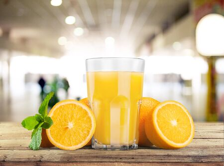 naranja, orangensaft