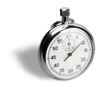 Stopwatch watch measuring speed time swimming timer Zdjęcie Seryjne