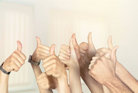Cooperation Thumbs Up
