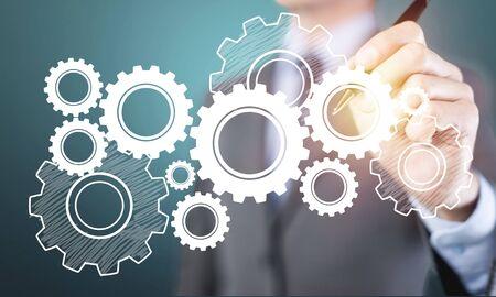 Management algorithm app application automated automatic automation