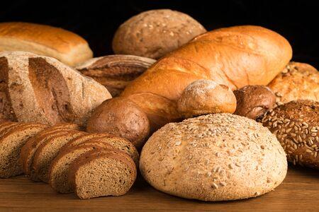 Bread bakery loaf of bread bun baked baked bread breads