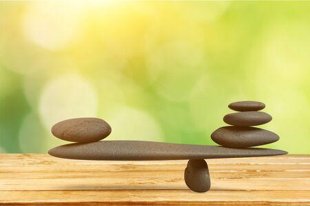 Concept of stones harmony and balance Reklamní fotografie