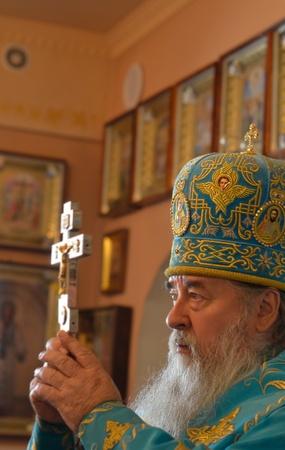 clergy:  clergy, svyaschennik.Mitropolit Dnepropetrovsk Ukraine Editorial