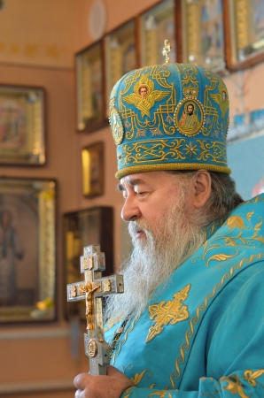 Priest, religion, church, christianity, liturgy, orthodox, priest, clergy, svyaschennik.Mitropolit Dnepropetrovsk Ukraine