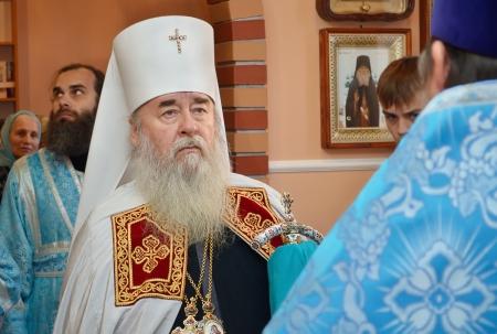 sotana: religión, sacerdote Metropolitan Dnepropetrovsk y Pavlograd Reunión Ireneo