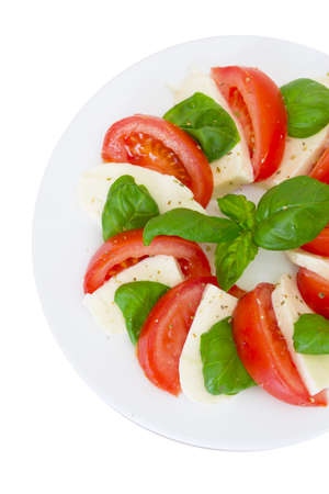 Caprese Salad Stock Photo - 17036348