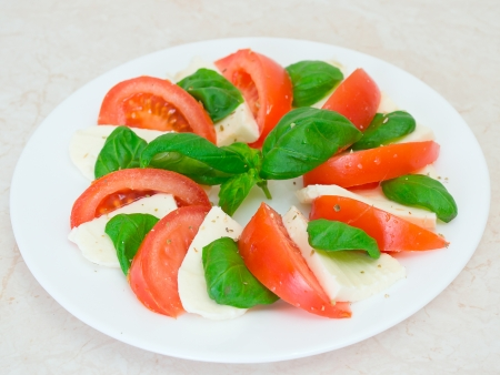 Caprese Salad Stock Photo - 17036350
