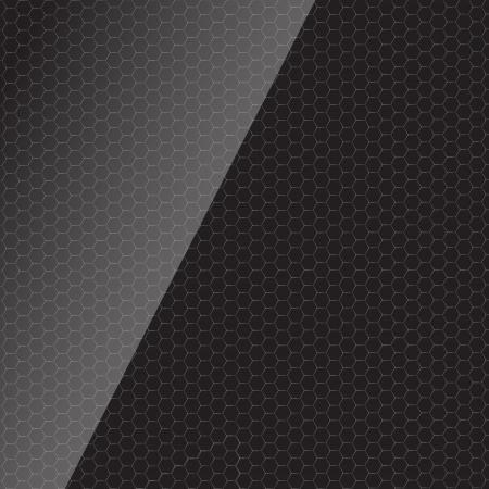 Abstract metal background  Vector illustration Stock Illustration - 17068614