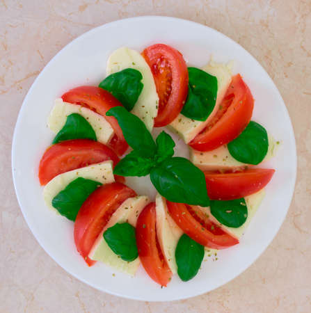 Caprese Salad Stock Photo - 17124045