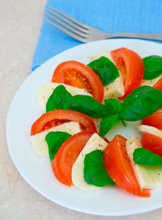 Caprese Salad Stock Photo - 17124044