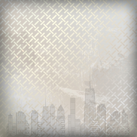 Vector illustration of cities silhouette  EPS 10 Stock Vector - 17350865