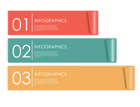 INFOGRAPHICS design elements vector illustration Stock Vector - 17707696