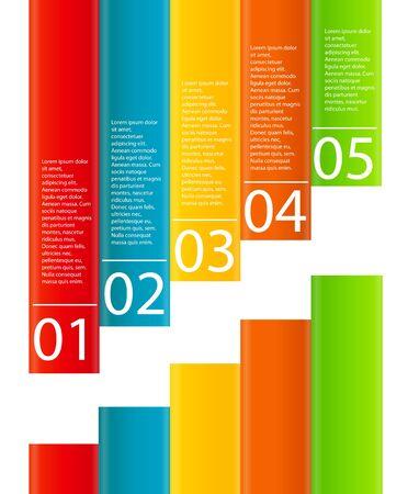 INFOGRAPHICS design elements vector illustration Stock Vector - 17947035
