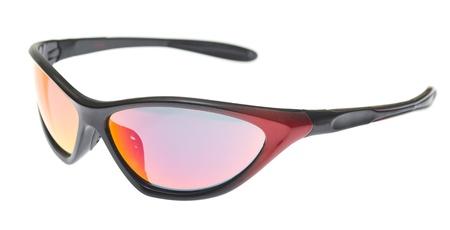 sunglasses isolated on white Stock Photo - 18397898