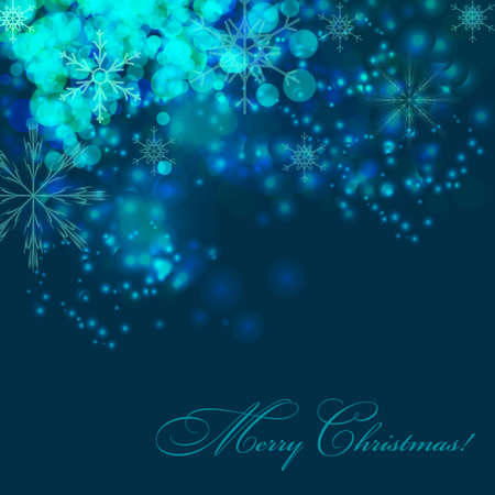Abstract  Christmas and New Year background  vector illustration Stock Vector - 18422208