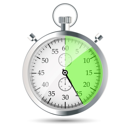stopwatch vector illustraion Vector